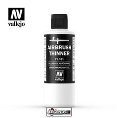 VALLEJO - AIRBRUSH THINNER  200ML  Product #VAL 71.161
