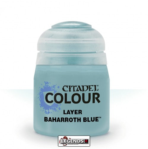 CITADEL - LAYER -   Baharroth Blue