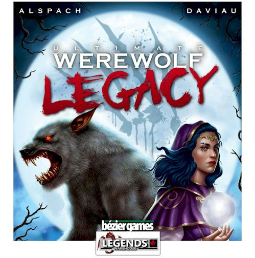 ULTIMATE WEREWOLF: LEGACY EDITION