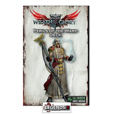 WARHAMMER 40K: WRATH AND GLORY - PERILS OF THE WARP DECK