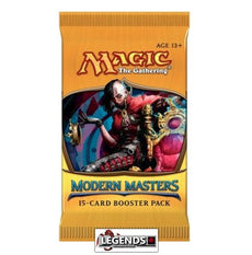 MTG - MODERN MASTERS 2013 BOOSTER PACK - ENGLISH