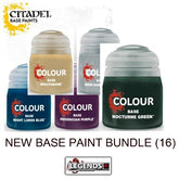 CITADEL - BASE -  (New Base)  EASY ORDER BUNDLE - (16 PAINTS)