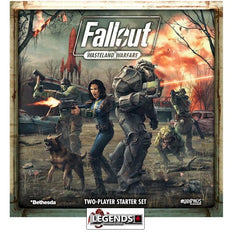 FALLOUT: WASTELAND WARFARE - STARTER BOX