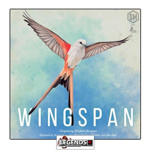 WINGSPAN   (WITH SWIFT START PACK)    *(NEW)