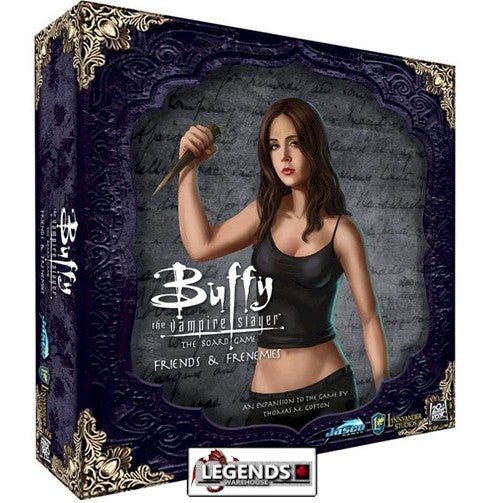 BUFFY THE VAMPIRE SLAYER - BG - FRIENDS AND FRENEMIES EXPANSION