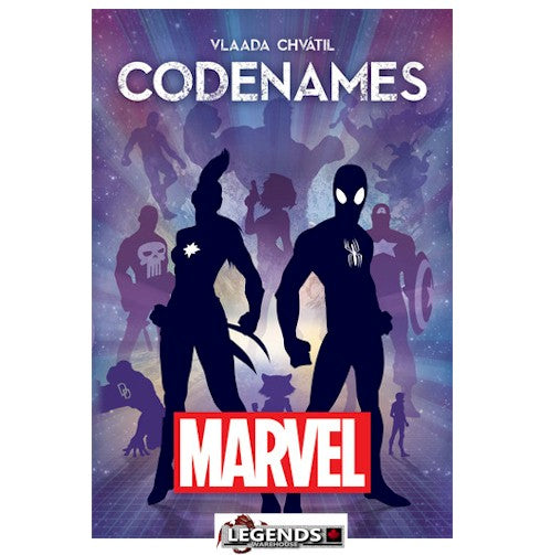 CODENAMES - MARVEL