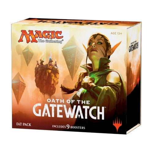 MAGIC FAT PACKS & BUNDLES - OATH OF THE GATEWATCH