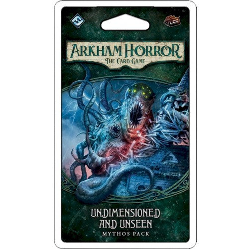 ARKHAM HORROR - The Card Game - Undimensioned & Unseen