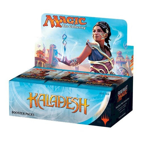 MTG - KALADESH BOOSTER BOX - RUSSIAN