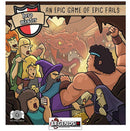 HERO MASTER: AN EPIC GAME OF EPIC FAILS   (PRE-ORDER)