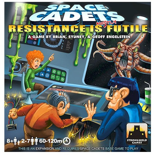 SPACE CADETS - RESISTANCE IS FUTILE