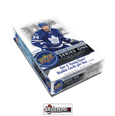 UPPER DECK SERIES -1  HOCKEY - 2017 / 2018