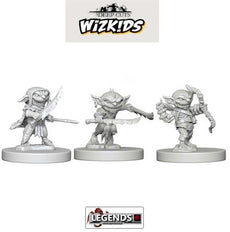 Deep Cuts - Unpainted Miniatures:  GOBLINS  #WZK72579