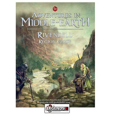 ADVENTURES IN MIDDLE-EARTH RPG - RIVENDELL REGION GUIDE