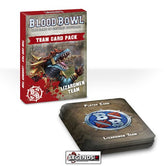 BLOOD BOWL - Lizardmen - Team Card Pack