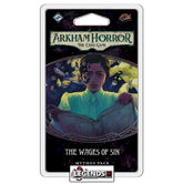 ARKHAM HORROR - LCG -  THE WAGES OF SIN