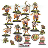 BLOOD BOWL - NURGLE TEAM - Nurgle's Rotters