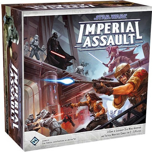 STAR WARS - IMPERIAL ASSAULT - CORE SET (Starter)