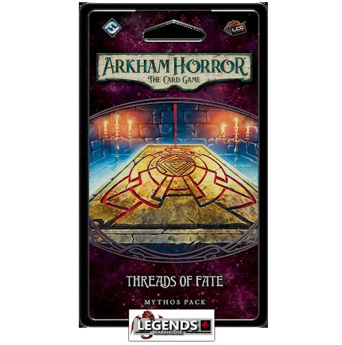 ARKHAM HORROR - The Card Game - THREADS OF FATE