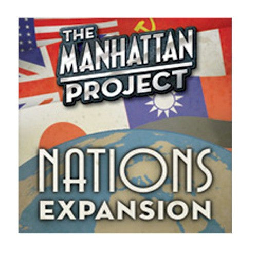 THE MANHATTAN PROJECT - NATIONS EXPANSION