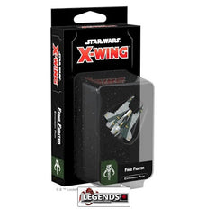 STAR WARS - X-WING - 2ND EDITION  - Fang Fighter Expansion Pack