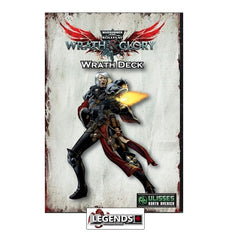 WARHAMMER 40K: WRATH AND GLORY - WRATH DECK