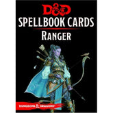 DUNGEONS & DRAGONS - 5th ED RPG - Spellbook Cards - Ranger Deck