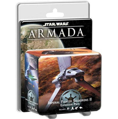STAR WARS - ARMADA - Imperial Fighter Squadrons II Expansion Pack
