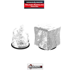DUNGEONS & DRAGONS NOLZUR'S MARVELOUS UNPAINTED MINIATURES: Gelatinous Cube (1)
