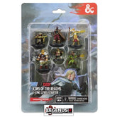 DUNGEONS & DRAGONS ICONS -  EPIC LEVEL STARTER SET