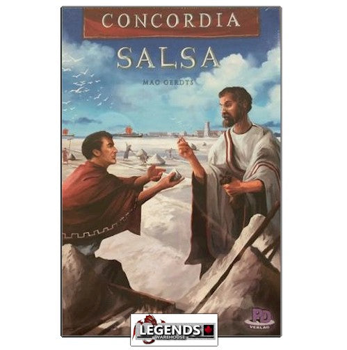 CONCORDIA - SALSA EXPANSION (2017)
