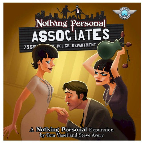 NOTHING PERSONAL - ASSOCIATES