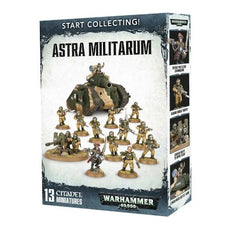 WARHAMMER 40K - START COLLECTING - ASTRA MILITARUM