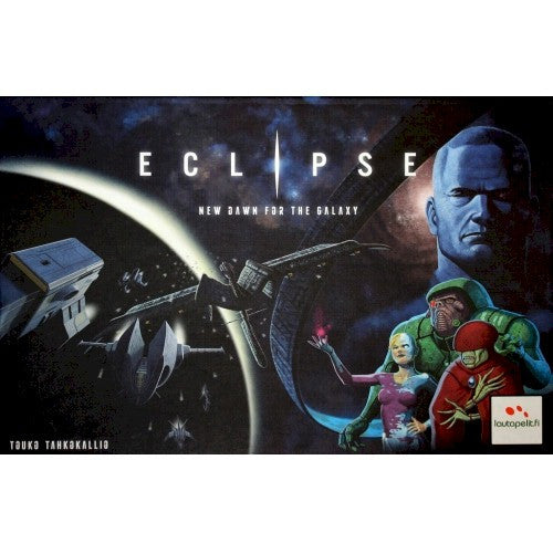 ECLIPSE - NEW DAWN OF THE GALAXY - BASE GAME