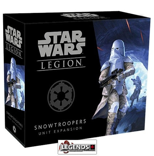 STAR WARS: LEGION - The Miniature Game -Snowtroopers Unit Expansion
