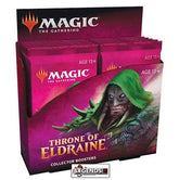 MTG - THRONE OF ELDRAINE - COLLECTOR BOOSTER BOX (12 PACK BOX)  - ENGLISH