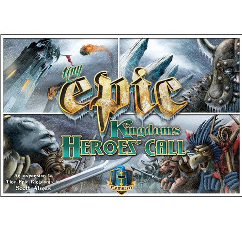 TINY EPIC - KINGDOMS - HEROES' CALL