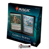 MTG DECKS - Global Series - Jiang Yanggu & Mu Yanling Planeswalker Deck Set (2 Theme Decks) (New Arrival)