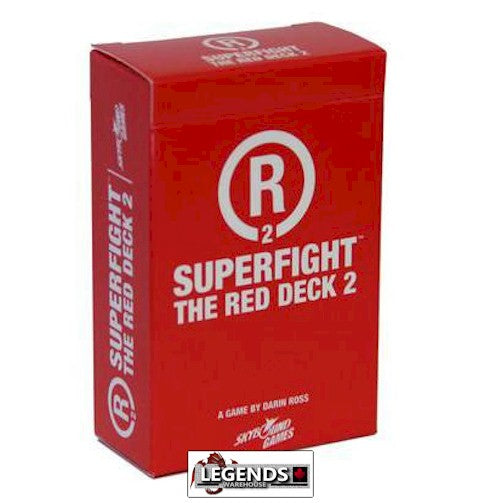 SUPERFIGHT - The Red Deck 2