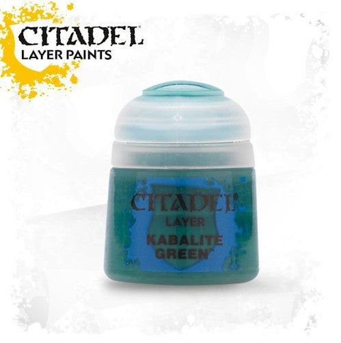 CITADEL - LAYER - Kabalite Green