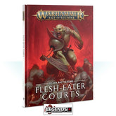 WARHAMMER AGE OF SIGMAR -  Battletome: Flesh-eater Courts