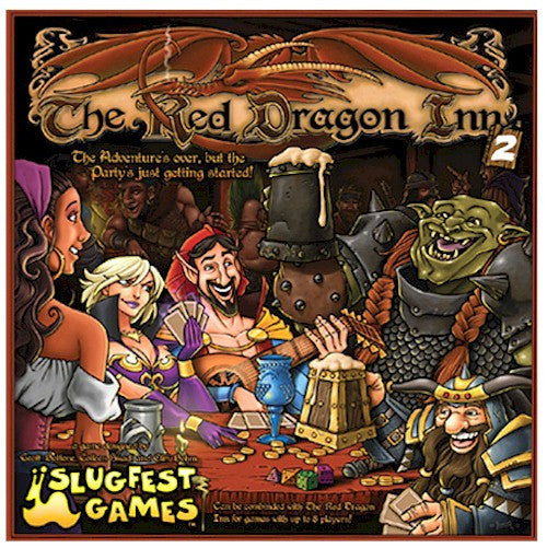 RED DRAGON INN - 2