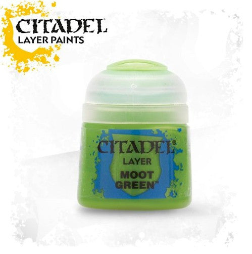 CITADEL - LAYER - Moot Green
