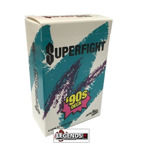 SUPERFIGHT - The 90's Deck