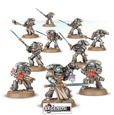 WARHAMMER 40K - GREY KNIGHTS  - Strike Squad