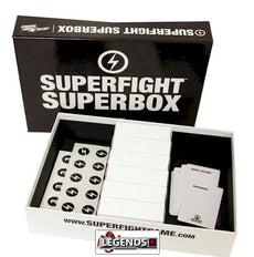 SUPERFIGHT - Superbox (Storage Box for Superfight)