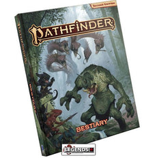 PATHFINDER - 2nd Edition - Bestiary