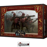 A Song of Ice & Fire: Tabletop Miniatures Game - Lannister Crossbowmen Product #CMNSIF206