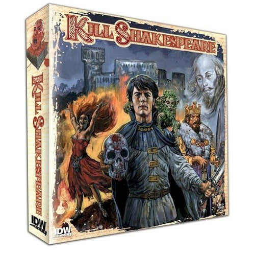 KILL SHAKEPEARE: The Board Game