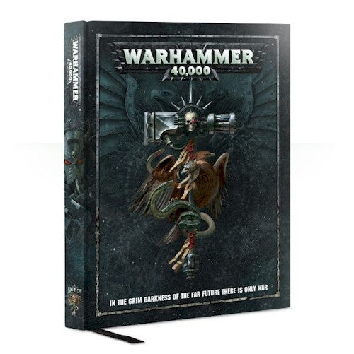 WARHAMMER 40K - CORE RULE BOOK